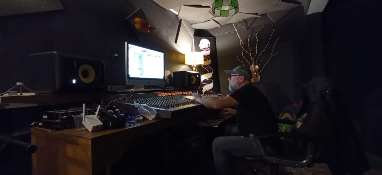Estúdio de gravação e ensaio em são bernardo do campo