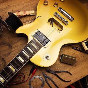 Curso de luthieria, formação de luthier, curso de construção de guitarra