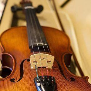 Curso de construção de violino